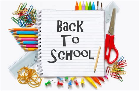 Back To School curriculum back to school information