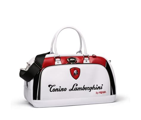 Tonino Lamborghini Bag Boston Bag Tonino Lamborghini