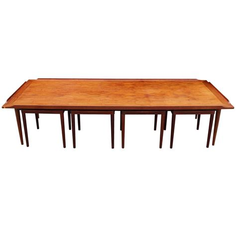 Coffee Tables Fantastic Furniture Fantastic Coffee Table With Reversible Stools Tables For Sale At 1stdibs