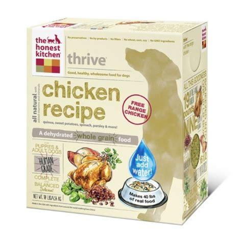 the honest kitchen food the honest kitchen thrive dehydrated food naturalpetwarehouse