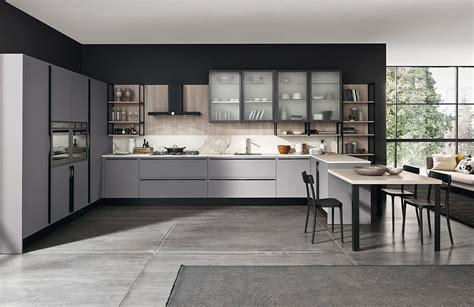 cucine moderne febal cucine moderne grigie 22 modelli delle migliori marche