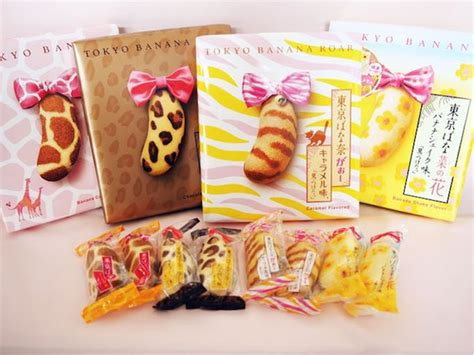 Tokyo Banana Original Flavor 8 Pieces going to japan here are the top 5 japanese snacks to