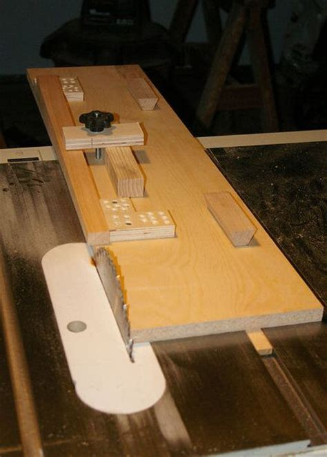 tapering jig for table saw diy table saw taper jig go search for tips