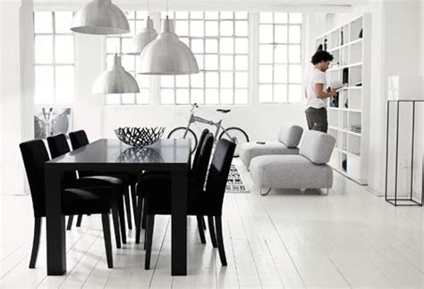 various designs black and white dining table luxury and