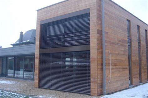 Rideau Lamelle Horizontale by Store Ext 233 Rieur Brise Soleil Hqe 224 Lames Horizontales