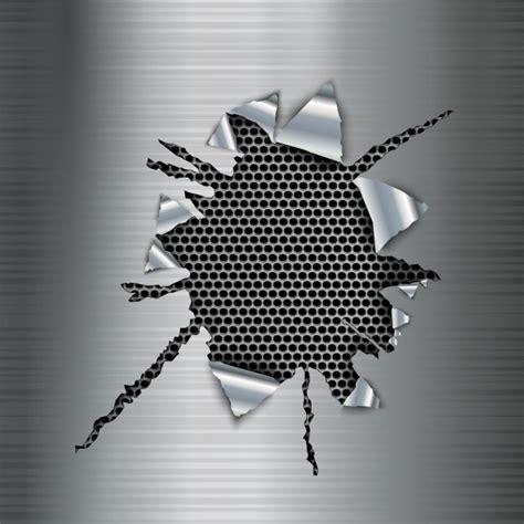 Metalic Design metallic background design vector free