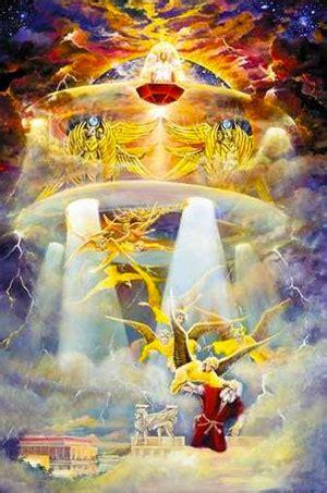 Visions The Secret Watchers the forbidden book of enoch et updates