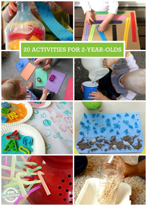 ornaments for two year olds to make 20 easy activities for 2 year olds activities