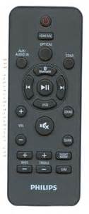 buy philips 996580000975 home theater system remote