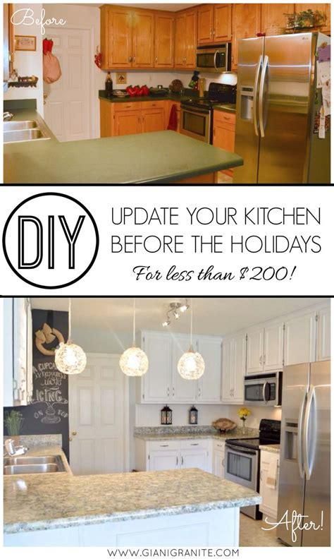 kitchen cabinet makeover kit best 25 countertop paint kit ideas on pinterest diy kitchen remodel budget kitchen remodel