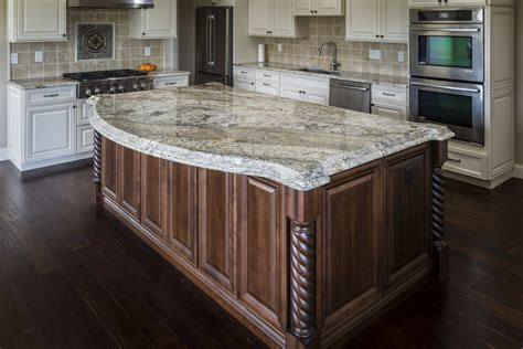 Kitchen Island Granite Countertop Granite Countertops A Popular Kitchen Choice