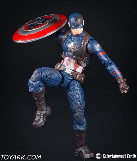 Captain America Boyset captain america civil war marvel legends spider 3 pack photo shoot the toyark news