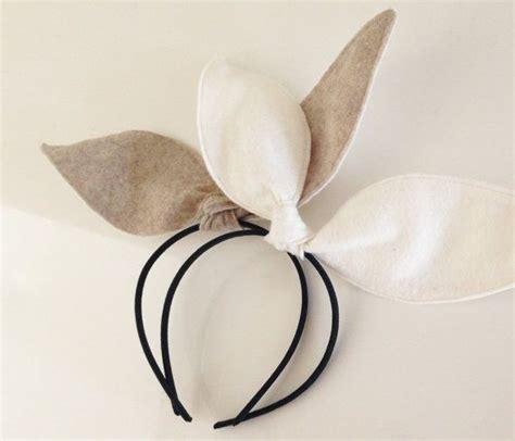 diy bunny ears felt bunny ear headband style ears and bunnies