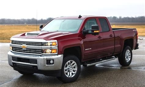 2018 chevy silverado 2500 redesign cars authority