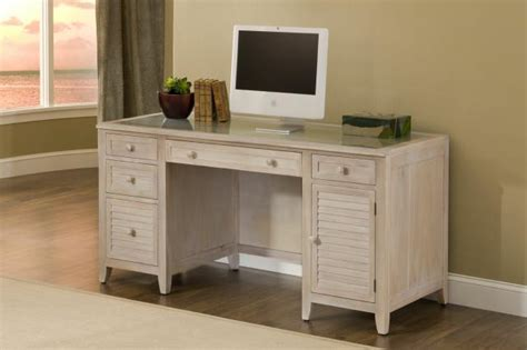caign style desk home office