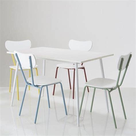 ensemble table rectangulaire 4 chaises de cuisine tutti ensemble table chaises cuisine maison design modanes