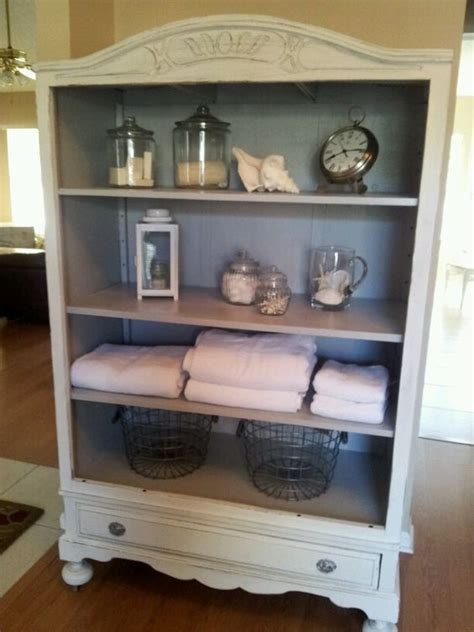 armoire new look armoire repurposed by taking the doors off you get a