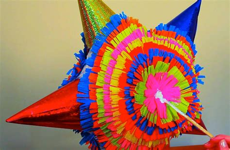 How To Make A Paper Mache Pinata Without A Balloon - how to make a pinata