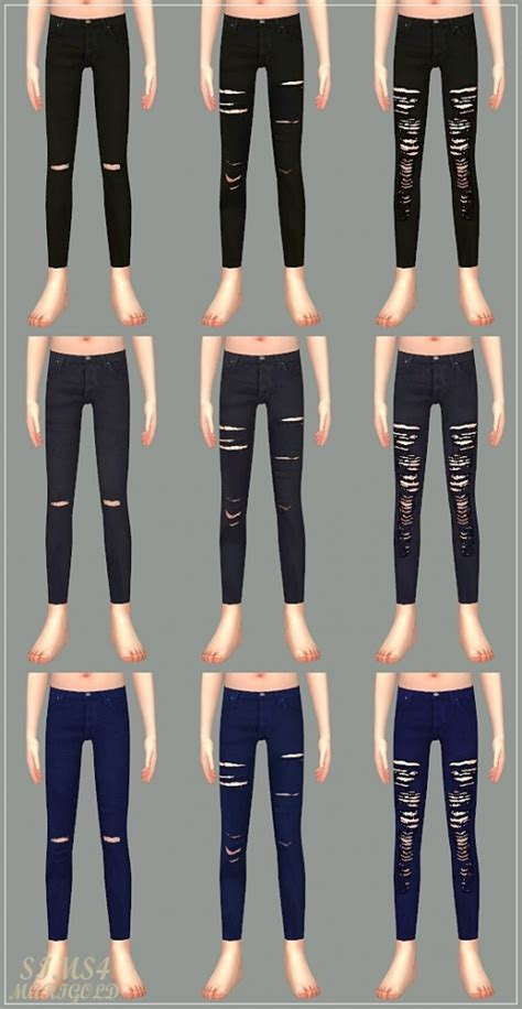 child sims 3 jeans marigold 187 sims 4 updates 187 best ts4 cc downloads 187 page