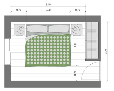 House Floor Plan Ideas best 25 medidas cama ideas on pinterest medidas de cama