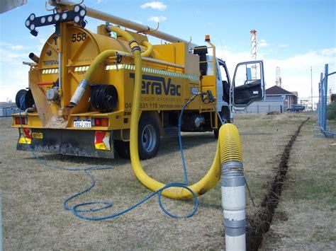 vacuum excavation trenching vacuum excavation non destructive digging