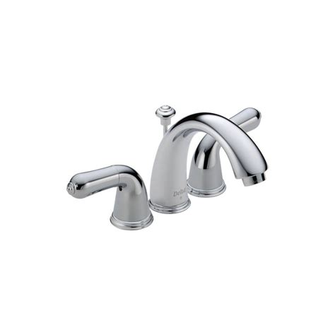 Bathroom Faucets Nc Faucet 4530 24 In Chrome By Delta