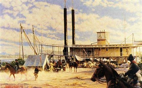 steam boat horn steamboats 1870 74