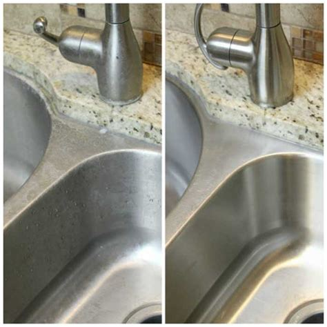 how to clean stainless sink how to clean a stainless steel sink