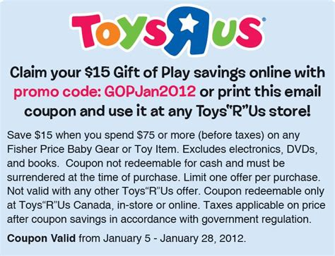 Discounts R Us by Coupons For Toys R Us Canada Specs Price Release Date