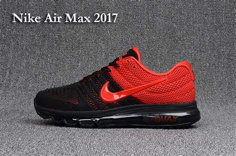 Nike Airmax Merah nike air max 2017 kpu black 849559 007 s running shoes trainers nikebuyerzone