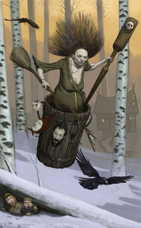 libro babayaga minialbumes baba yaga queen of darkness raven s shire fairies and fairy tales