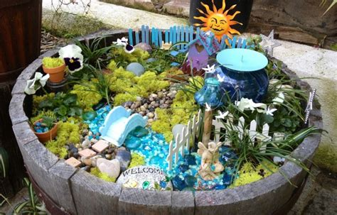 fairy garden plans and decor ideas create a magical backyard 30 diy ideas how to make fairy garden architecture design