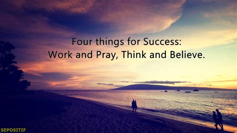 kata kata motivasi sukses bahasa inggris  artinya