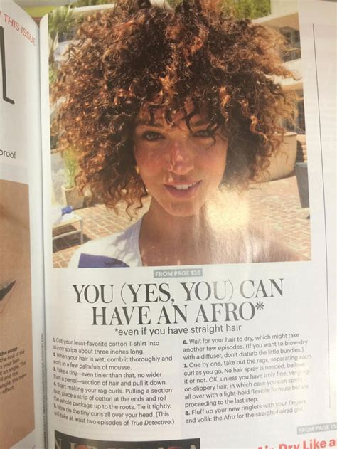 afro allure magazine allure magazine created a guide to white women on how to