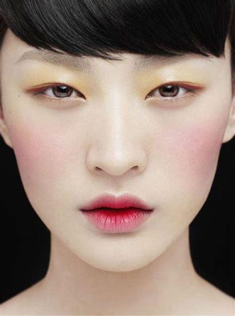 asian eye color bridal make up for black and asain skin tones colour