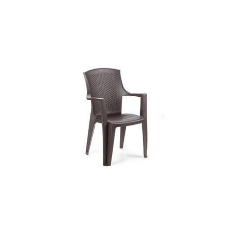 sedie brico sedia alta marrone mondobrico arredo giardino