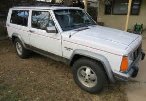 jeep white 2 door 1991 jeep xj laredo 5 speed white 2 door for sale