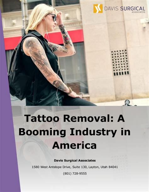 how to start a tattoo removal business removal a booming industry in america