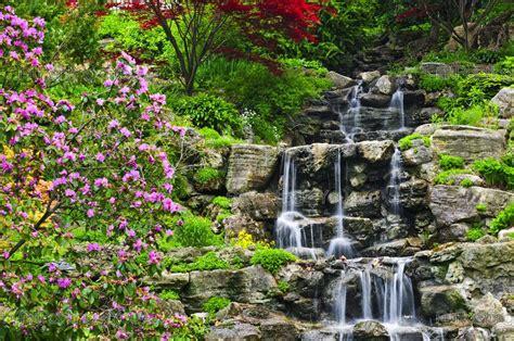 Wall Murals Posters Japanese Garden Artpainting4you Eu Japanese Garden Walls
