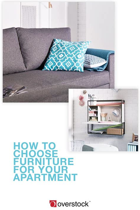 How To Choose The Apt 4 Tips For Picking Apartment Furniture Overstock