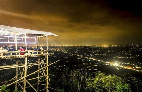 Kkpk Bintang Di Siang Hari wisata malam di bukit dengan pemandangan kota yang indah traveling yuk