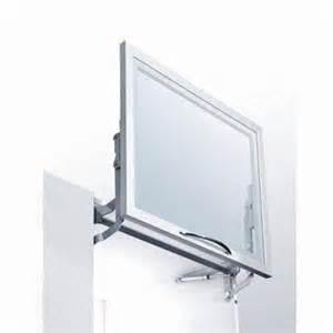 lid stay lift flap system hinge vertical folding flap