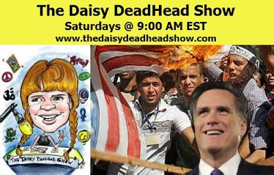 aid and comfort to the enemy the daisy deadhead show is mitt romney giving aid and