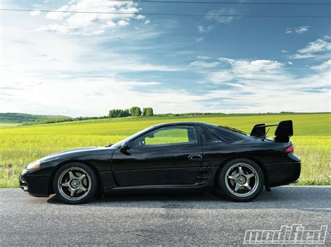 mitsubishi 3000gt 1999 mitsubishi 3000gt vr4 porsche hunter modified