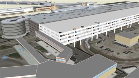 Midway Parking Garage by City Plans Significant Upgrades At Midway Airport 171 Cbs