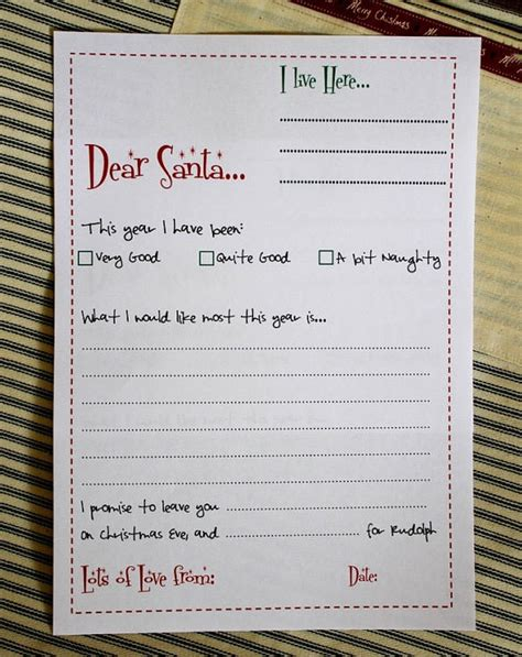 letter from santa word template free christmas letter template 9 free word pdf documents 6 best images of printable christmas letter to santa