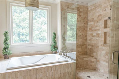 Master Bathroom Makeovers by Master Bath Makeover Family Savvy