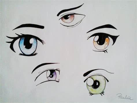 anime eyes anime eyes by marten007 on deviantart
