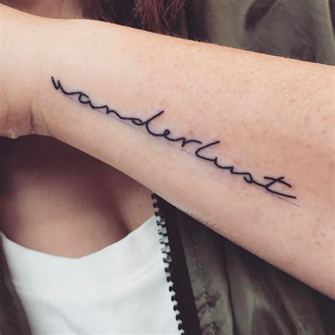 wanderlust tattoos wanderlust tattoos wanderlust