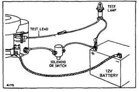 test alternator diode rectifier testing for in stator or in rectifier
